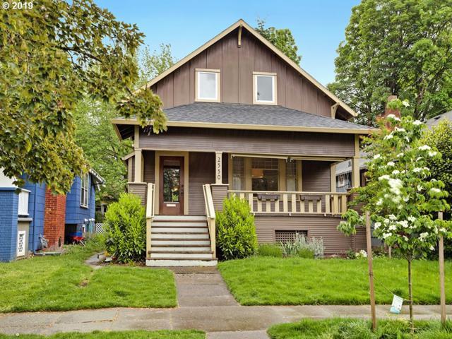 2550 SE 35TH Pl, Portland, OR 97202 (MLS #19009155) :: The Lynne Gately Team