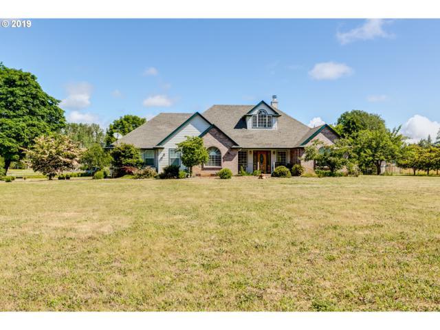 24865 Suttle Rd, Elmira, OR 97437 (MLS #19009177) :: R&R Properties of Eugene LLC