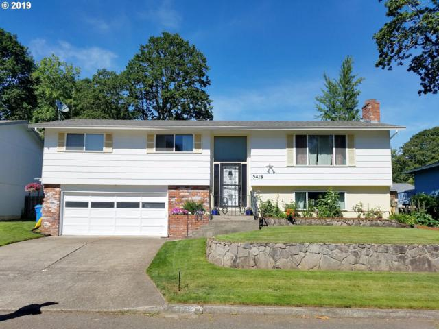 5418 SE Colony Cir, Milwaukie, OR 97267 (MLS #19010299) :: Matin Real Estate Group