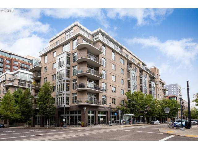1133 NW 11th Ave #317, Portland, OR 97209 (MLS #19010550) :: Townsend Jarvis Group Real Estate