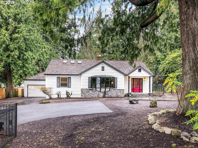 7555 SW Canyon Rd, Portland, OR 97225 (MLS #19011259) :: Fox Real Estate Group