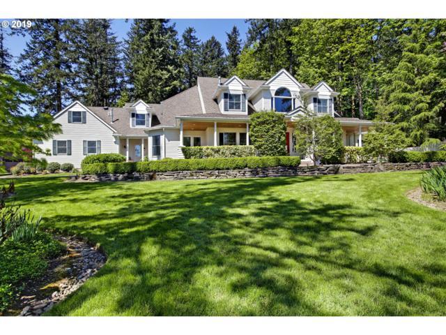 5369 NW Roanoke Ln, Portland, OR 97229 (MLS #19012247) :: Brantley Christianson Real Estate