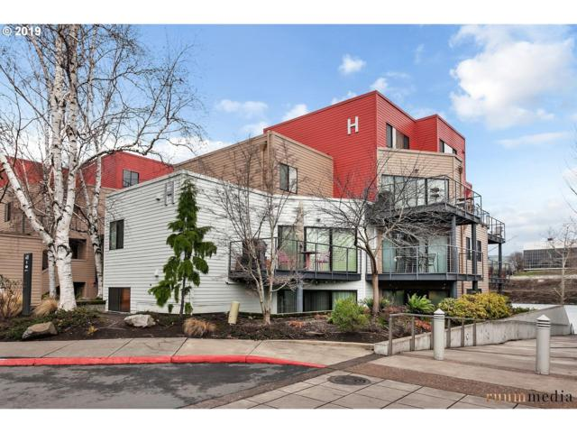 840 NW Naito Pkwy H1, Portland, OR 97209 (MLS #19013479) :: The Liu Group