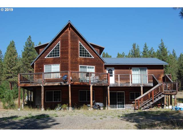 39966 Bear Gulch Rd, Sumpter, OR 97877 (MLS #19014260) :: The Lynne Gately Team