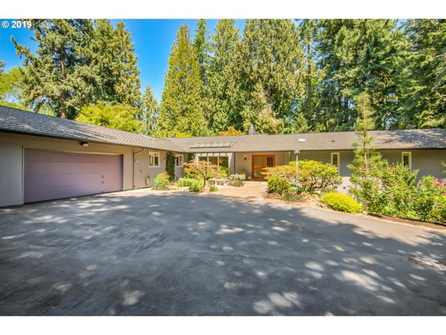 7325 SW Dogwood Pl, Portland, OR 97225 (MLS #19015003) :: Matin Real Estate Group