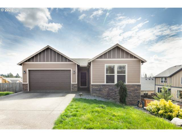 3556 U St, Washougal, WA 98671 (MLS #19015922) :: Fox Real Estate Group