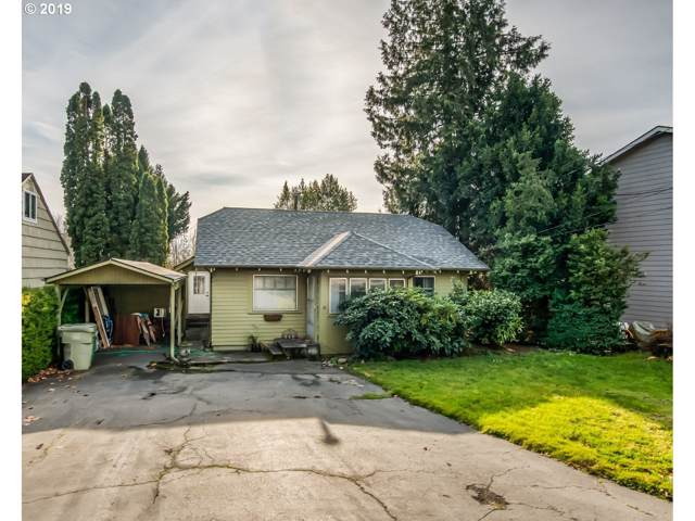 11290 SW Center St, Beaverton, OR 97005 (MLS #19017638) :: The Liu Group