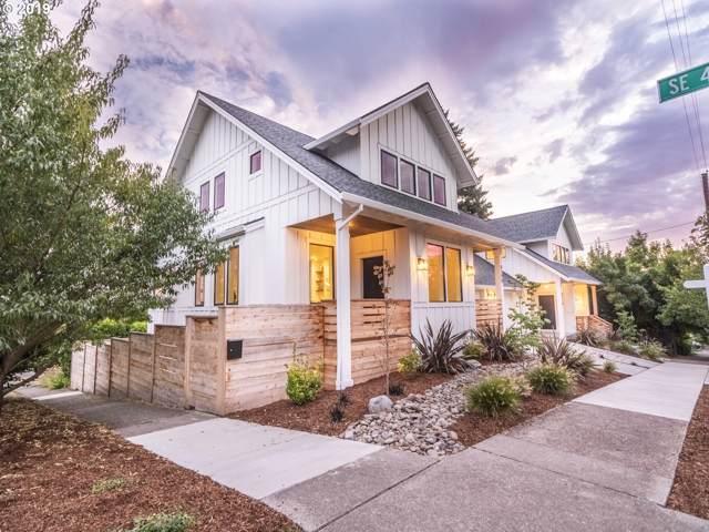 4190 SE Knapp St, Portland, OR 97202 (MLS #19020607) :: Song Real Estate