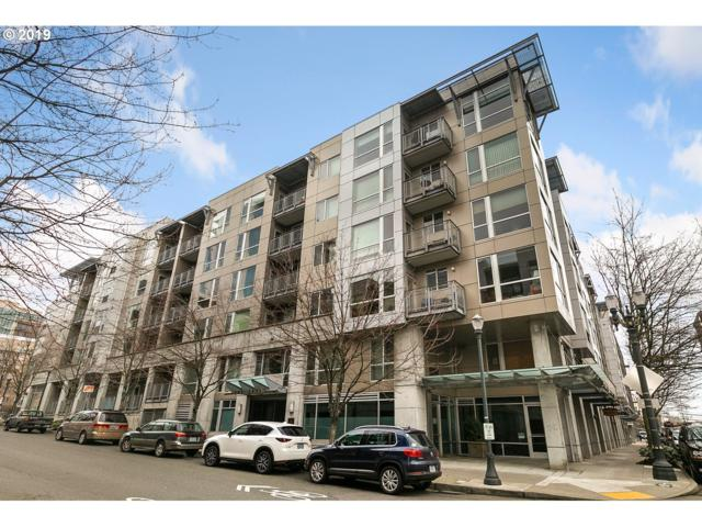 1125 NW 9TH Ave #219, Portland, OR 97209 (MLS #19022124) :: McKillion Real Estate Group