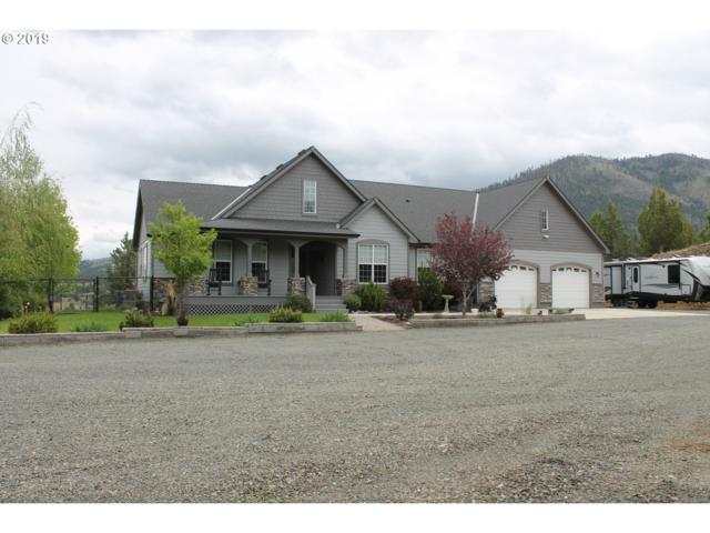 222 Cougar Ridge Rd, Canyon City, OR 97820 (MLS #19022698) :: Fox Real Estate Group