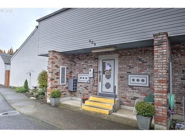 409 NE 85TH St 4-H, Vancouver, WA 98665 (MLS #19023471) :: McKillion Real Estate Group