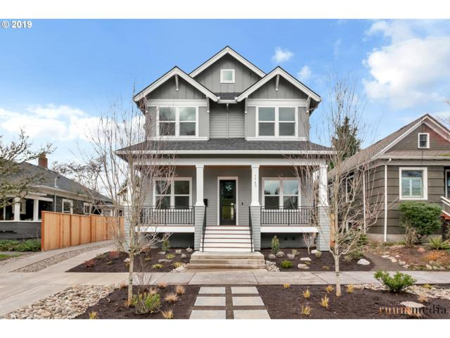 1145 SE Sherrett St, Portland, OR 97202 (MLS #19023769) :: Song Real Estate