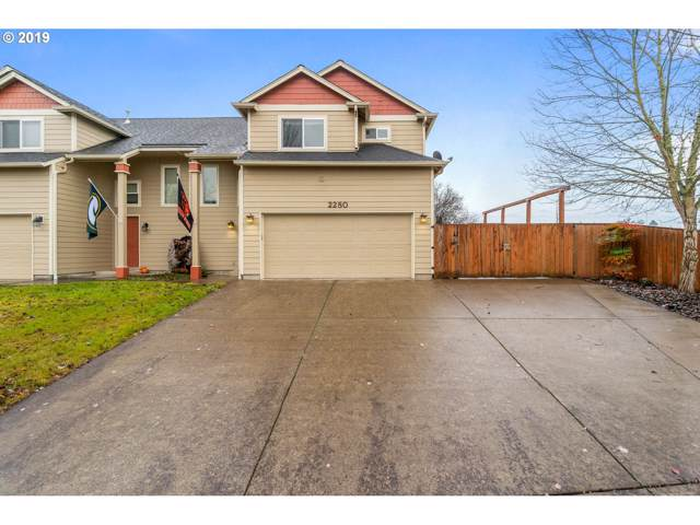 2280 NW Fendle Way, Mcminnville, OR 97128 (MLS #19025174) :: The Liu Group
