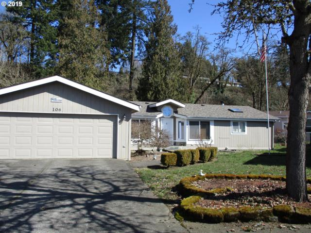 1655 S Elm St #106, Canby, OR 97013 (MLS #19026140) :: Change Realty
