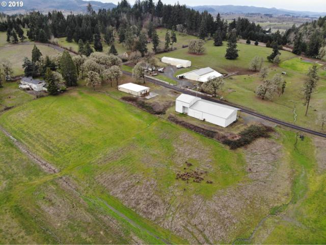 35857 N Morningstar Rd, Pleasant Hill, OR 97455 (MLS #19027063) :: R&R Properties of Eugene LLC