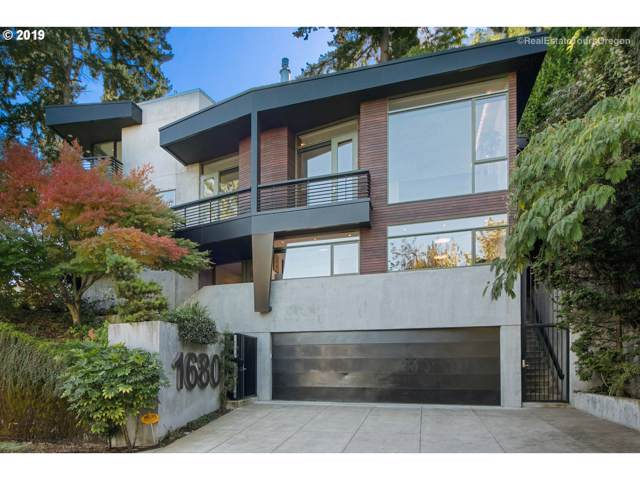 1680 SW Montgomery Dr, Portland, OR 97201 (MLS #19027705) :: TK Real Estate Group