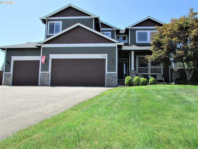 1274 E 16TH Cir, La Center, WA 98629 (MLS #19027706) :: Fox Real Estate Group