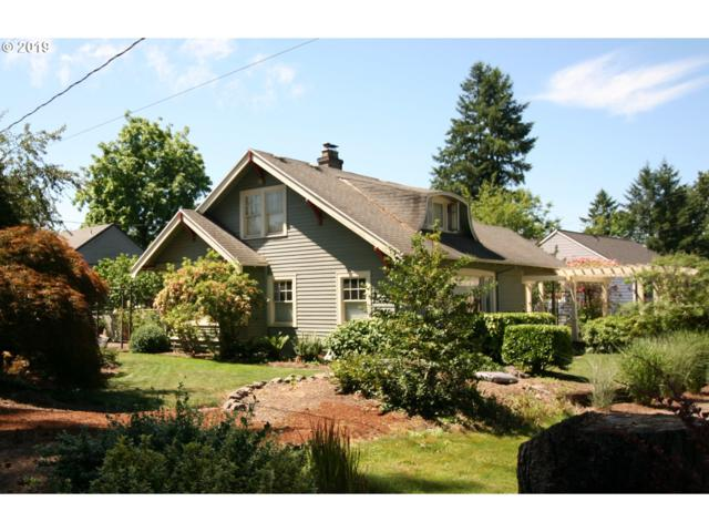 5445 SW Ames Way, Portland, OR 97225 (MLS #19027855) :: Fox Real Estate Group