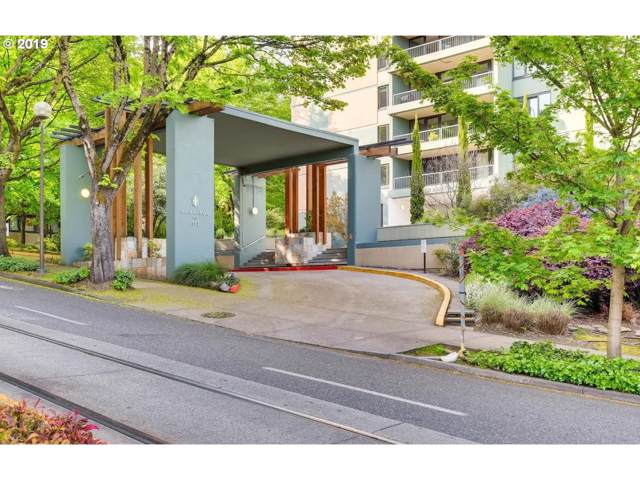 111 SW Harrison St 5E, Portland, OR 97201 (MLS #19028682) :: Next Home Realty Connection