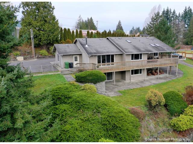 75350 Fern Hill Rd, Rainier, OR 97048 (MLS #19029811) :: McKillion Real Estate Group