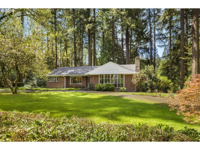 295 SW Birdshill Rd, Portland, OR 97219 (MLS #19030924) :: Song Real Estate