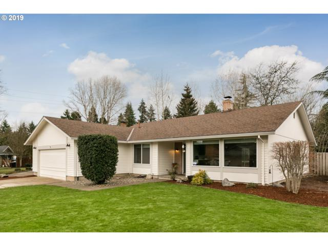 4165 NW Rock Creek Ct, Portland, OR 97229 (MLS #19031364) :: R&R Properties of Eugene LLC