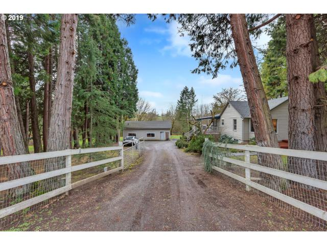 23151 S Central Point Rd, Canby, OR 97013 (MLS #19032245) :: The Galand Haas Real Estate Team