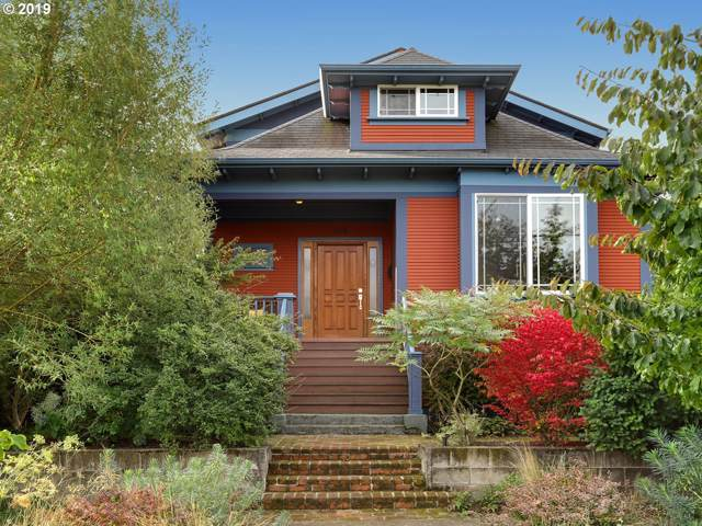 1406 NE Ainsworth St, Portland, OR 97211 (MLS #19032595) :: Next Home Realty Connection