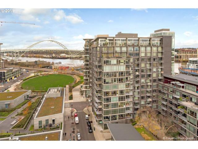 1255 NW 9TH Ave #111, Portland, OR 97209 (MLS #19032639) :: Next Home Realty Connection