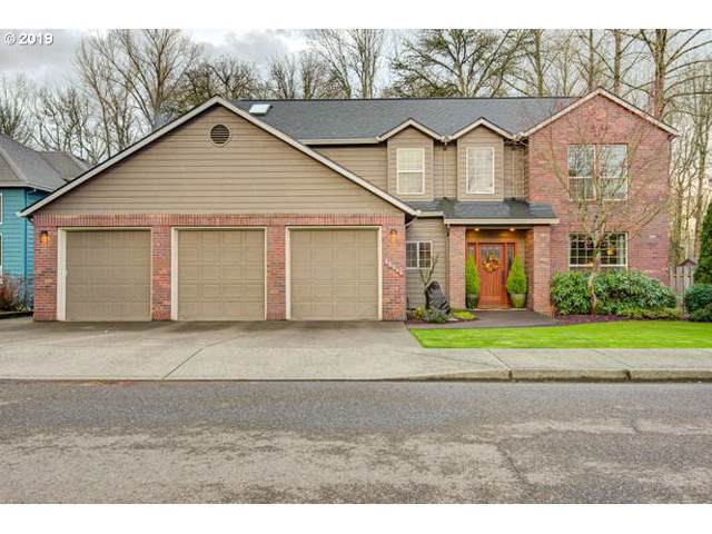 12566 SE Blaine Dr, Clackamas, OR 97015 (MLS #19033426) :: Skoro International Real Estate Group LLC