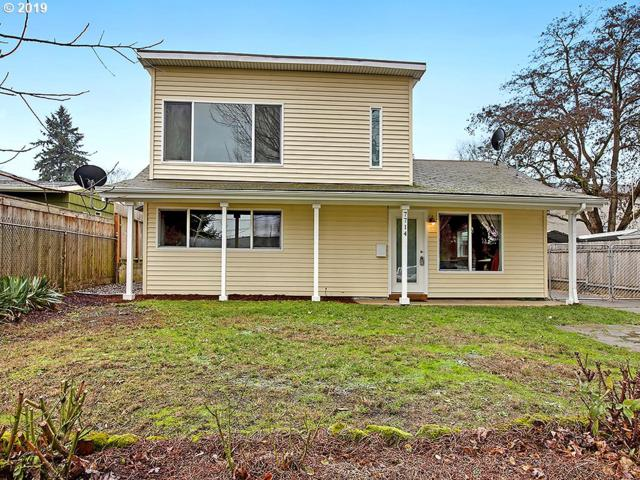 7714 N Bank St, Portland, OR 97203 (MLS #19033555) :: R&R Properties of Eugene LLC