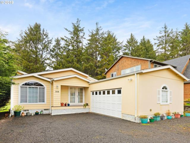 308 Elk Run Ave, Cannon Beach, OR 97110 (MLS #19034391) :: McKillion Real Estate Group