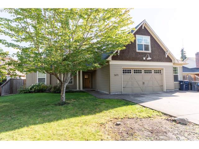 1674 Gilham Rd, Eugene, OR 97401 (MLS #19034507) :: Gregory Home Team | Keller Williams Realty Mid-Willamette