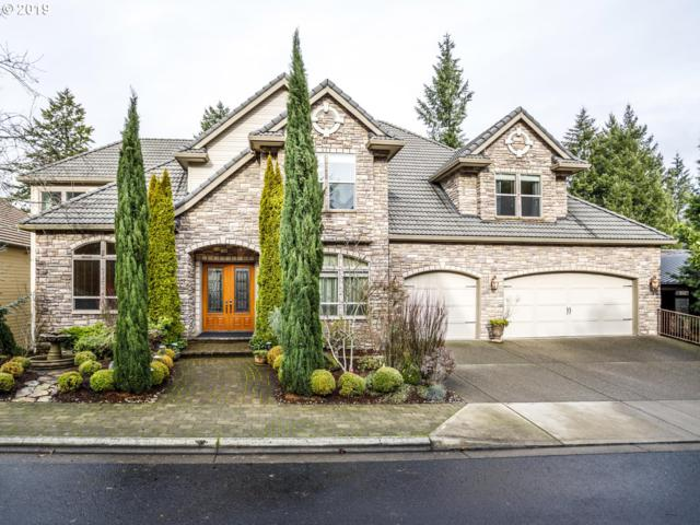 17941 SW Cicero Ct, Beaverton, OR 97007 (MLS #19034638) :: The Liu Group