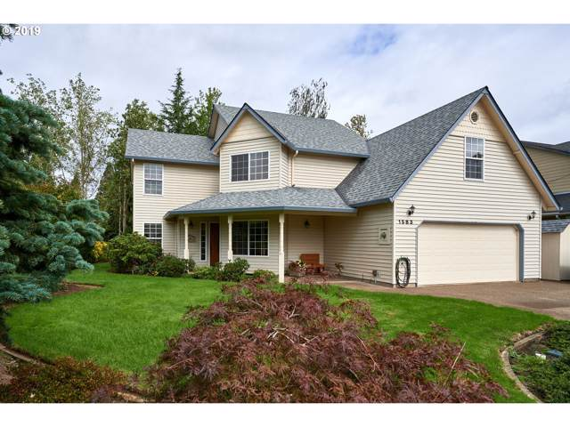 1583 NE Hoffman Dr, Mcminnville, OR 97128 (MLS #19035618) :: R&R Properties of Eugene LLC