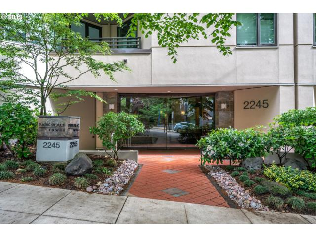 2245 SW Park Pl 2C, Portland, OR 97205 (MLS #19036325) :: Change Realty