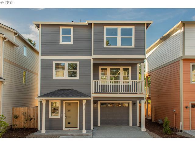6415 SE 134TH Ave, Portland, OR 97236 (MLS #19036519) :: Premiere Property Group LLC