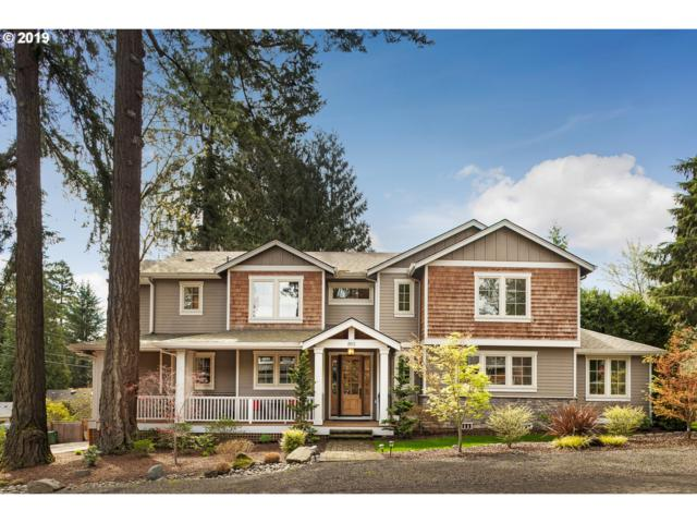 893 10TH St, Lake Oswego, OR 97034 (MLS #19037136) :: Song Real Estate
