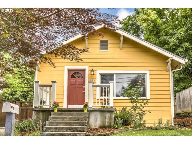 864 N Baldwin St, Portland, OR 97217 (MLS #19038455) :: Townsend Jarvis Group Real Estate