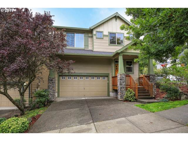 5743 NW Lark Meadow Ter, Portland, OR 97229 (MLS #19038584) :: Next Home Realty Connection