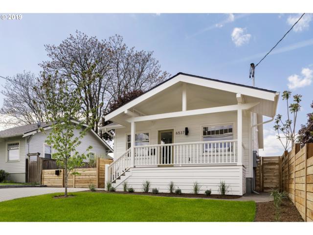 6537 NE 6TH Ave A, Portland, OR 97211 (MLS #19038600) :: TLK Group Properties
