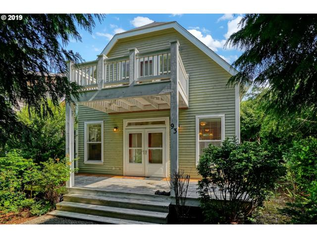 93 Oceanview St, Depoe Bay, OR 97341 (MLS #19038994) :: McKillion Real Estate Group