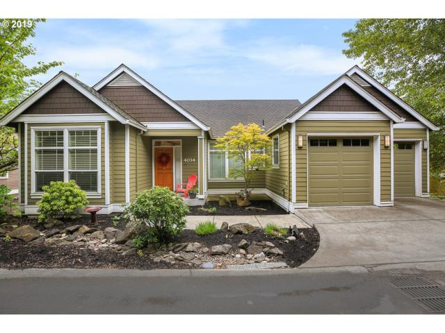 4034 NW Riggs Dr, Portland, OR 97229 (MLS #19039595) :: Townsend Jarvis Group Real Estate