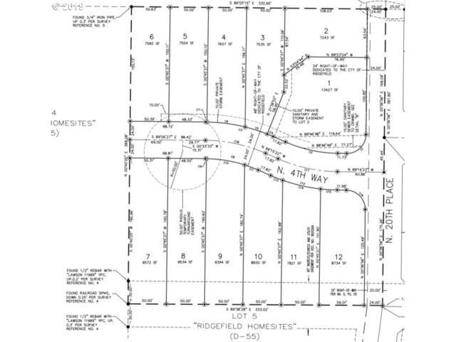 1956 N 3rd Way, Ridgefield, WA 98642 (MLS #19039770) :: Townsend Jarvis Group Real Estate
