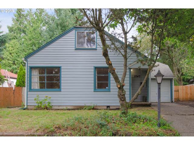 8543 NE Milton St, Portland, OR 97220 (MLS #19040633) :: Townsend Jarvis Group Real Estate