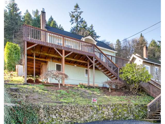 9919 NW Hoge Ave, Portland, OR 97231 (MLS #19040901) :: Change Realty