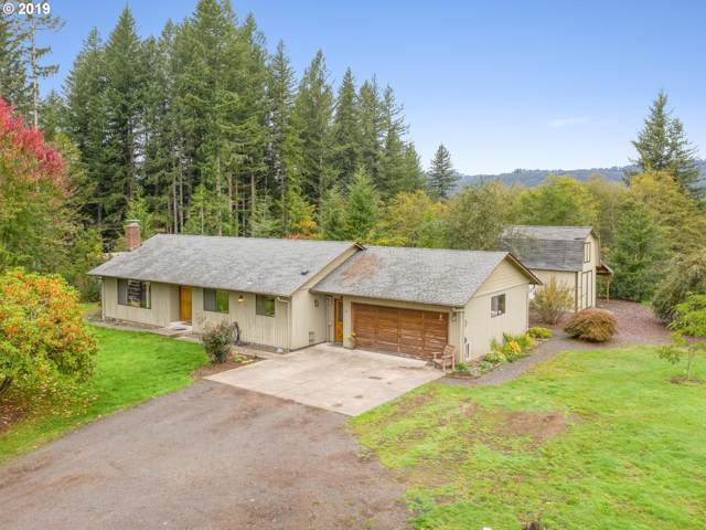 21116 NE 394TH St, Amboy, WA 98601 (MLS #19041091) :: Next Home Realty Connection
