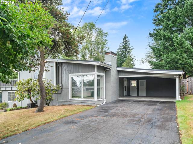 6145 SW Evelyn St, Portland, OR 97219 (MLS #19041093) :: Matin Real Estate Group