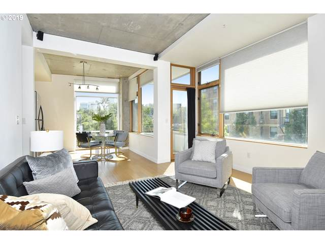 1234 SW 18TH Ave #305, Portland, OR 97205 (MLS #19042806) :: Townsend Jarvis Group Real Estate