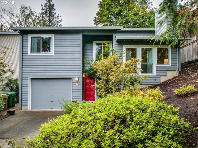 6 The Grotto, Lake Oswego, OR 97035 (MLS #19042990) :: Next Home Realty Connection